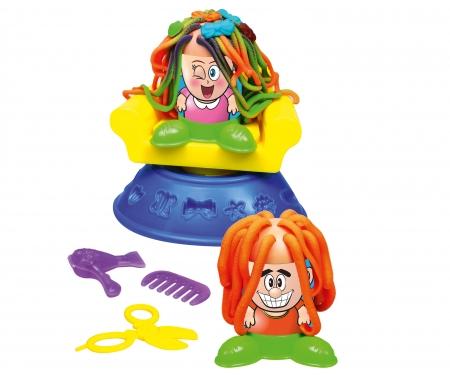 simba Art&Fun Dough Set Hairstudio