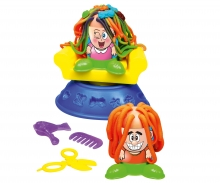 simba Art&Fun Dough Set Hairstudio