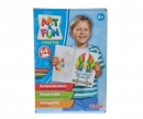 simba A&F Color me Paint Set Boy