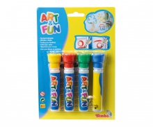 simba Art&Fun Window Chalks