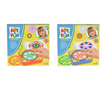 simba Art&Fun Magic Designer für die Reise, 2-sort.