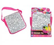 simba Color Me Mine Colorchange Messenger Bag