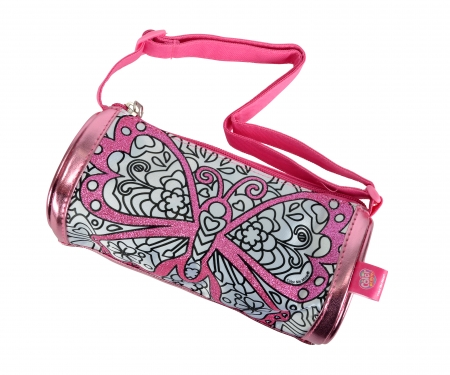 simba Color Me Mine Diamond Party Roll Bag