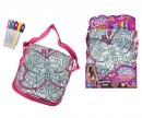 simba Color Me Mine Diamond Party Messenger Bag
