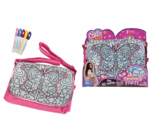 simba Color Me Mine Diamond Party Courier
