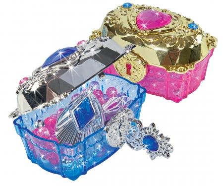 simba Art&Fun Bead Treasure Box, 2-ass.