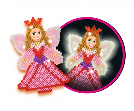 simba A&F Ironing Beads Fairy & Princess