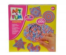simba A&F 1.000 Bügelperlen Bicolor
