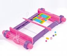 simba Art&Fun Beads Weaving Machine in Case, 2-a.