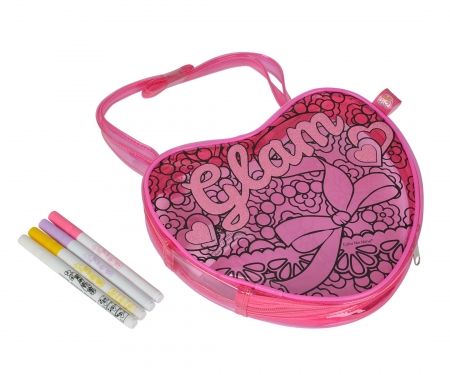 simba Color Me Mine Diamond Summer Party Heartbag