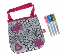 simba Color Me Mine Sequin Pretty Bag