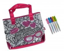 simba Color Me Mine Sequin Fashion Bag
