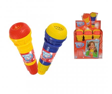 simba My Music World Echo Microphone, 2-ass.