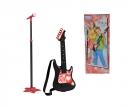 simba My Music World Gitarre mit Standmikrofon