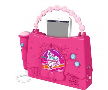 simba My Music World Girls Boom Box