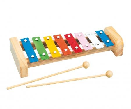 simba My Music World Wooden Xylophone