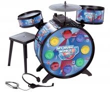 simba My Music World Drum Kit