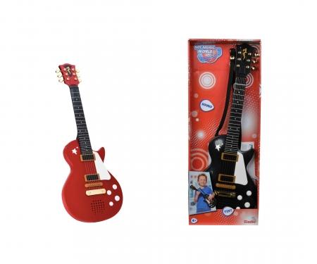 simba My Music World Rock Guitar, 2-ass.