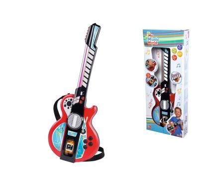 simba My Music World I-Light Guitar