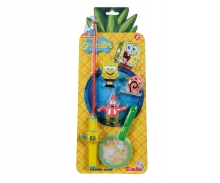 simba Sponge Bob Fishing Game