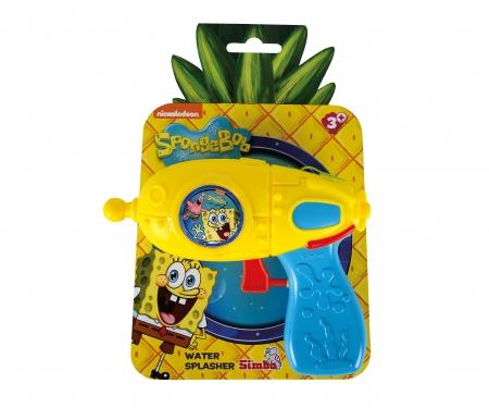 simba Sponge Bob Water Gun, 2-ass.