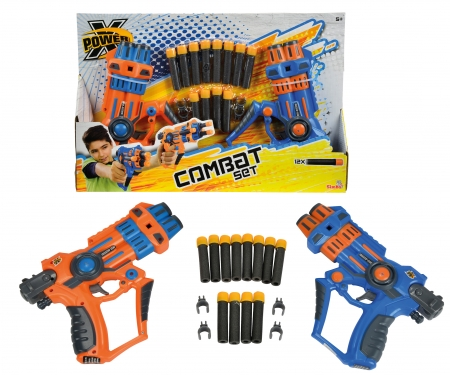 simba X-Power Combat Set