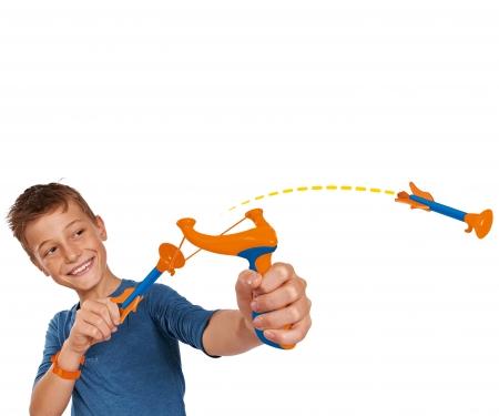 simba X-Power Dart Slingshot, 2-ass.