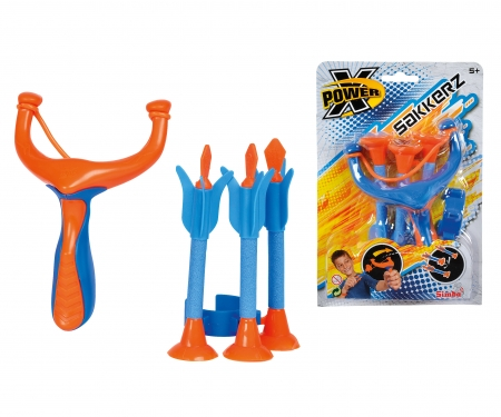 simba X-Power Dart Slingshot, 2-ass.