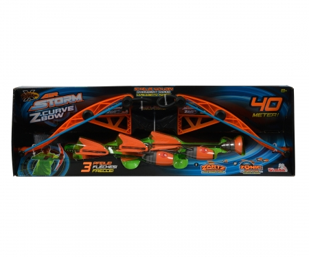 simba X-Power Air Storm Z-Curve-Bow