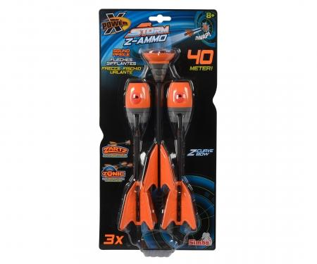 simba X-Power Air Storm Spare Darts