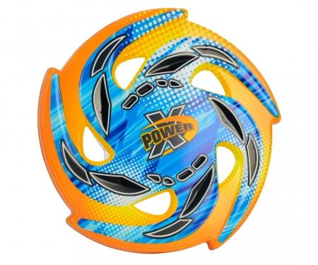 simba X-Power Soft Flying Disc, 3-ass.