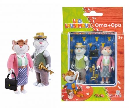 simba LEO Figurenset Opa/Oma
