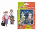 simba LEO Figure Set Grandpa/Grandma