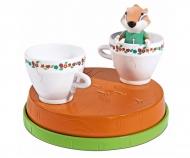 simba LEO Cup Merry-go-round with Didi