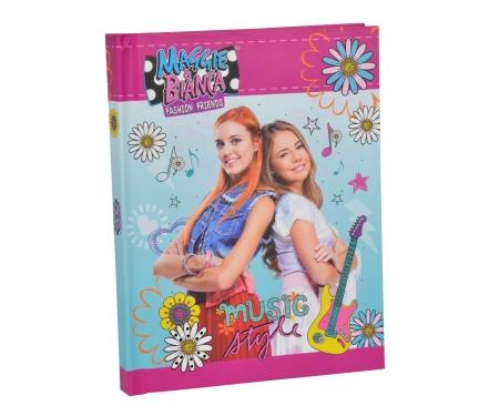 simba MBF Musik Tagebuch