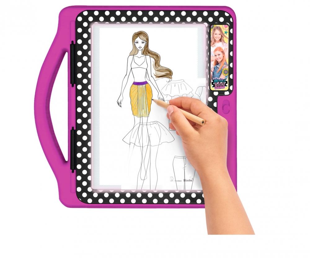 Mbg fashion design tablet maggie bianca brands simbatoys simba mbg fashion design tablet voltagebd Gallery