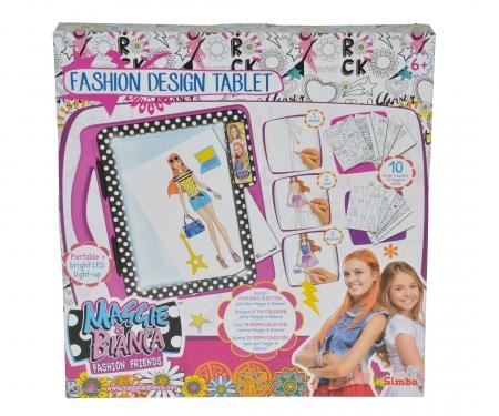 simba MBG Fashion Design Tablet