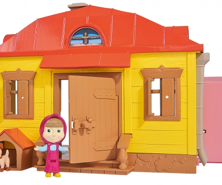 "simba Masha Playset ""Masha´s House"""