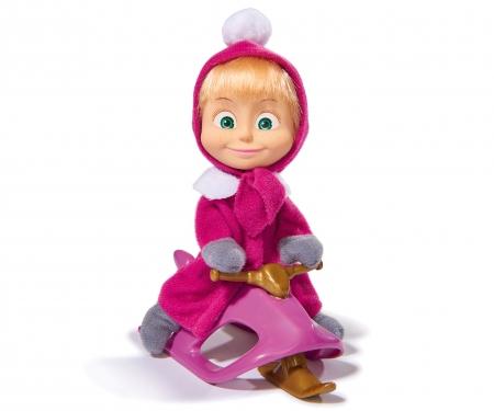 simba Masha Snowbob Fun