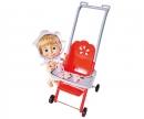 simba Masha in Stroller