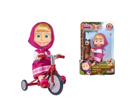 simba Masha Orginal Tricycle Fun