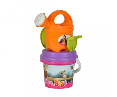 simba Masha Baby Bucket Set in Bag