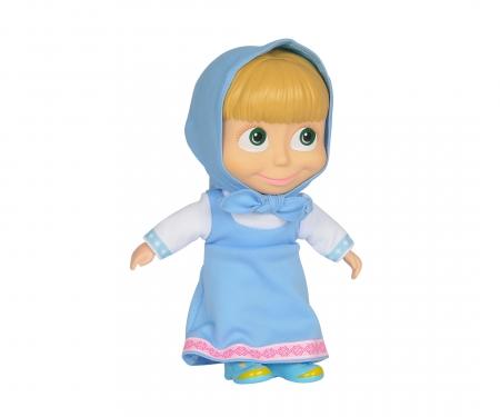 simba Masha Soft Bodied Doll, 23cm, 3-ass.