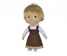 simba Masha singing Doll, 30cm