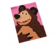 simba Masha Mosaic Bear
