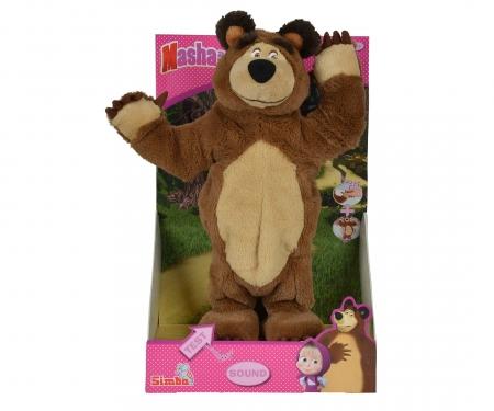 simba Masha Dancing Misha Bear, 32cm