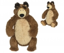 simba Masha Plush Bear, 43cm refresh