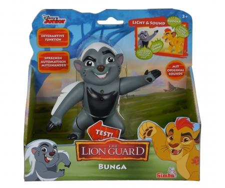 simba Lion Guard Play Figurine, Bunga