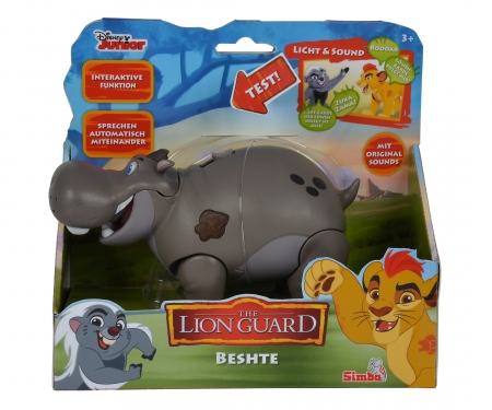 simba Lion Guard Play Figurine, Beshte