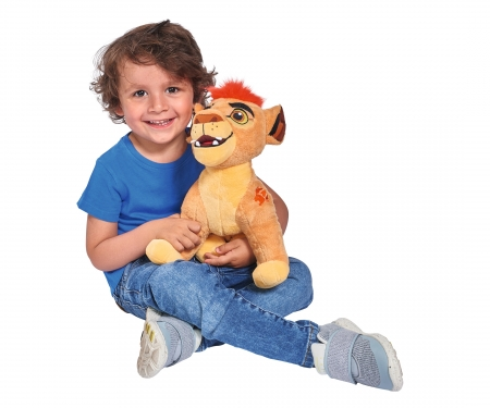 simba Lion Guard Action Plush Kion